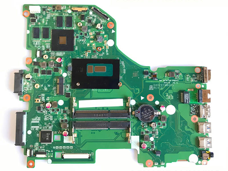 DA0ZRTMB6D0-REV-D-N9VB5WW001-pour-acer-aspire-E5-573G-carte-mere-motherboard-schematic