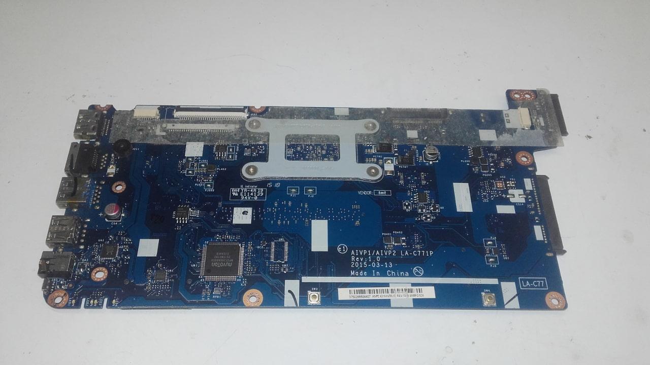 motherboard lenovo ideapad 100 15IBY