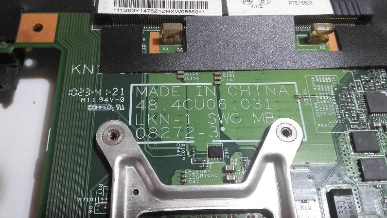 Lenovo W510 Bios Update