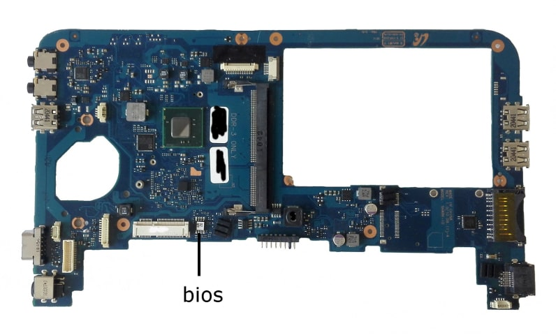 Samsung NP-NF310 SHARK-10 rev1.0