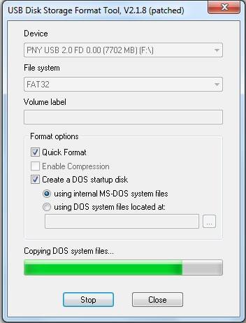 tutorial format usb