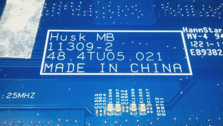48.4TU05.021 motherboard