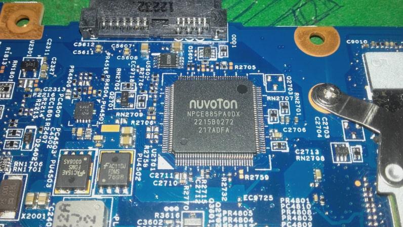 Acer Aspire V5-571G motherboard