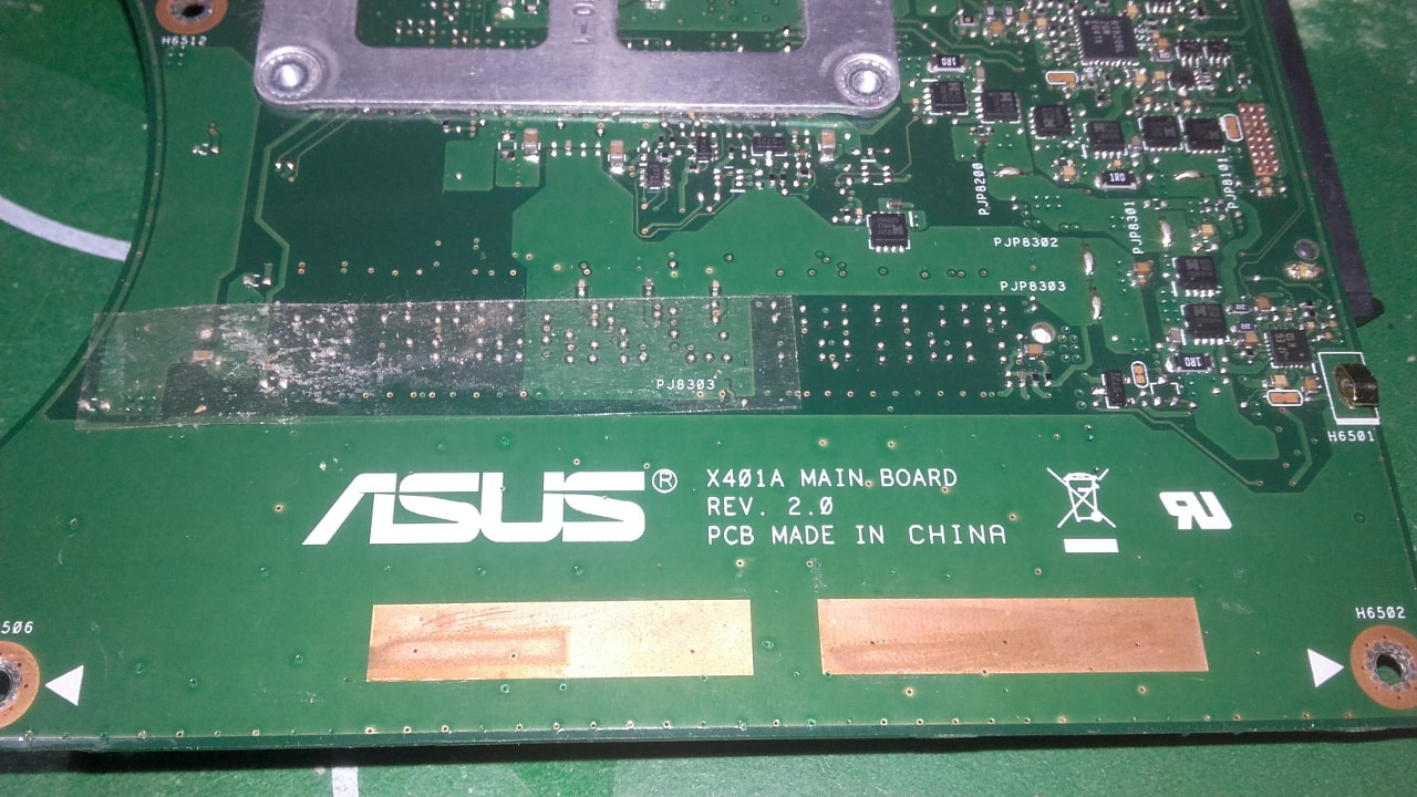 x401a motherboard