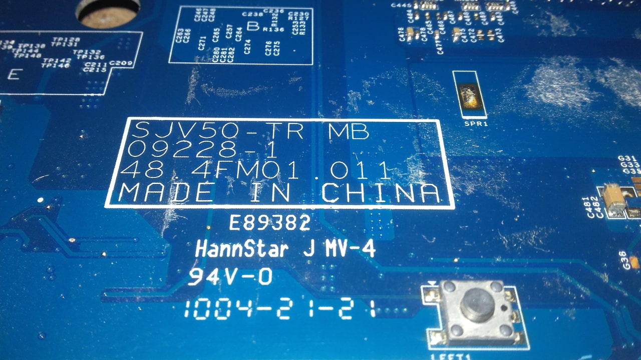 Motherboard-48.F4M01.01-Packard-Bell-EasyNote-acer-Gateway