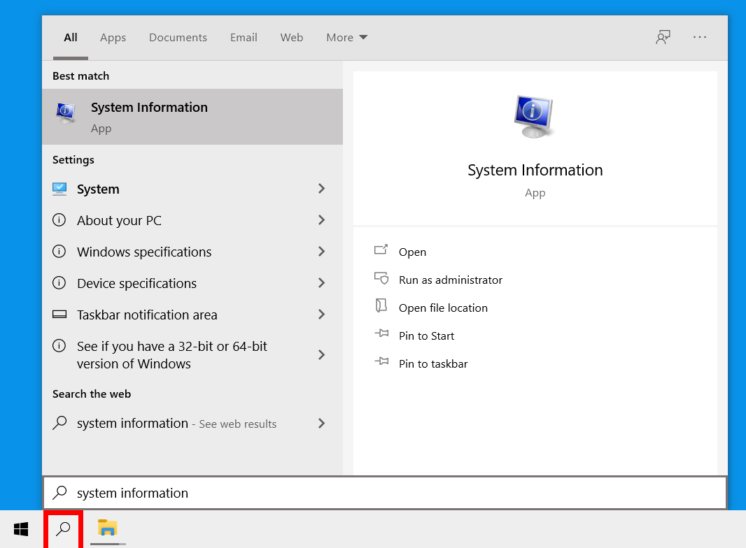 windows-10-search-system-information